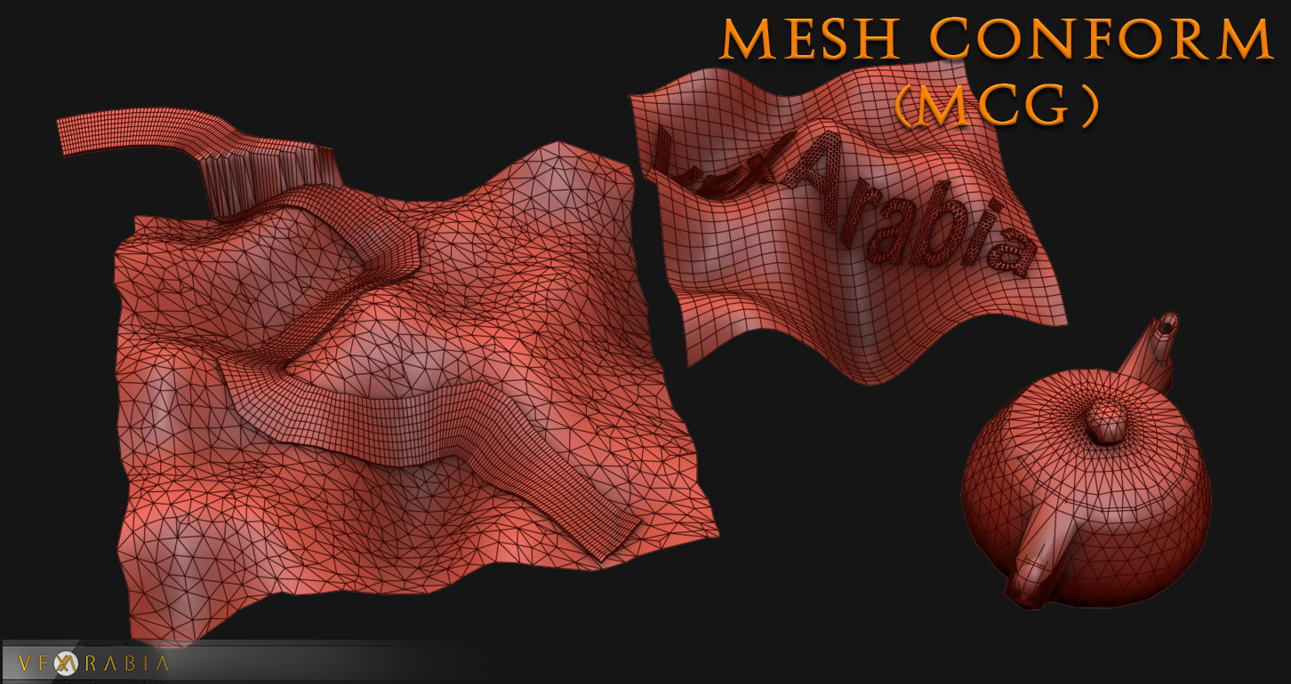 VA mesh conform