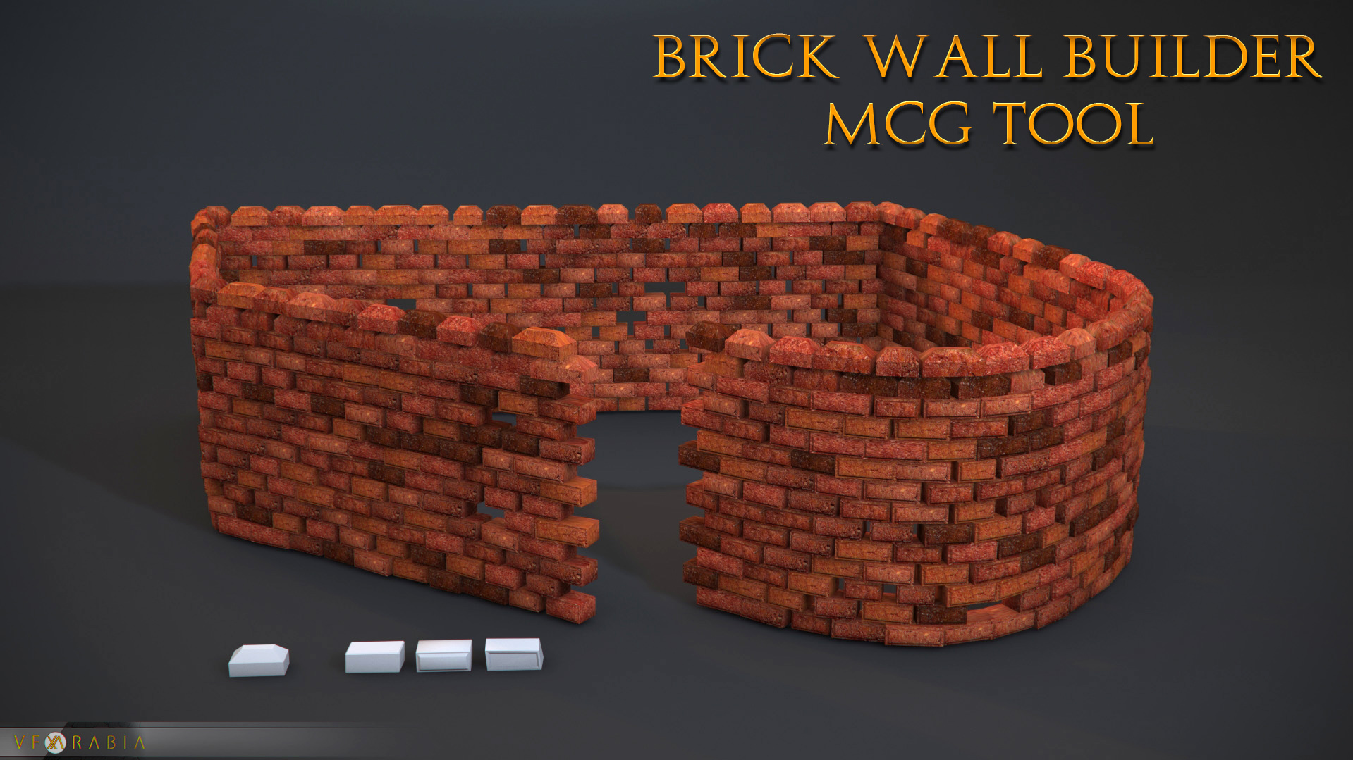 Brick wall builder-Cover