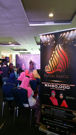 Puteri Nasid event