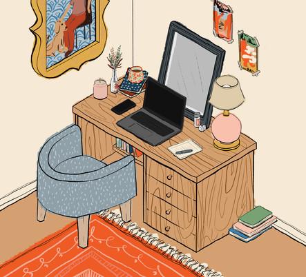 Bedroom Space