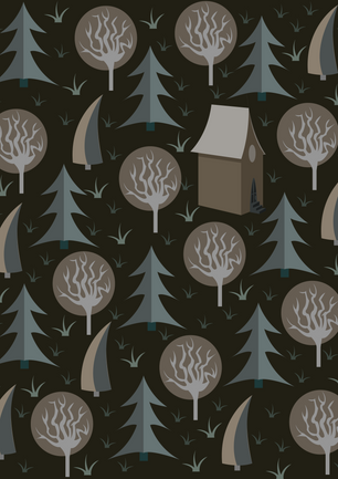 Autophobia, Forest Pattern
