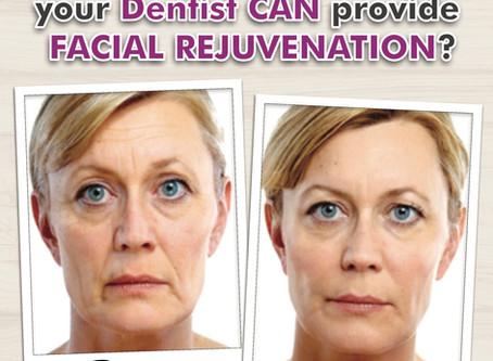 We now offer Facial Rejuvenation!