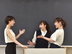 本校入学の三姉妹♪
