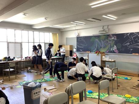 日駒祭準備☆