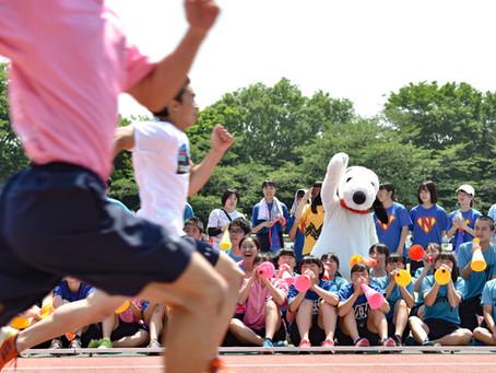 暑い熱い体育祭