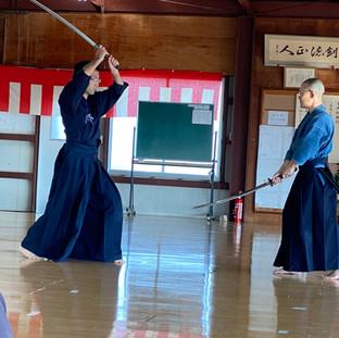 20200103御神殿祭_日本剣道形演武