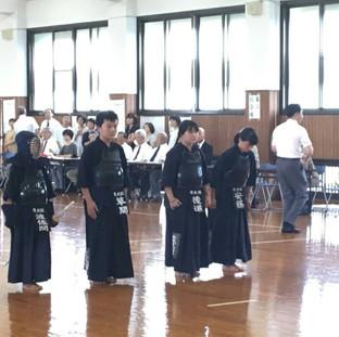 20190630豊橋市少年剣道大会2