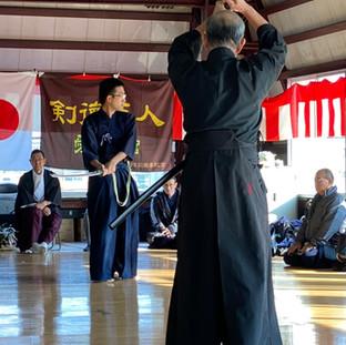20200103御神殿祭_居合道演武