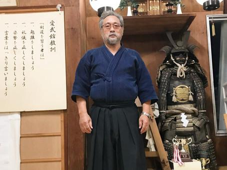 《令和2年 春の叙勲》大村栄司先生、受章、おめでとうございます!