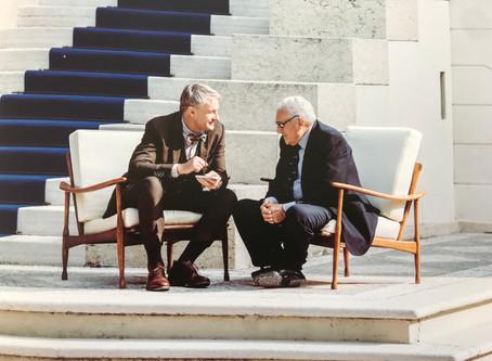 Romano Artioli in conversation with Achim Anscheidt
