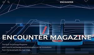 audi encounter Magazine
