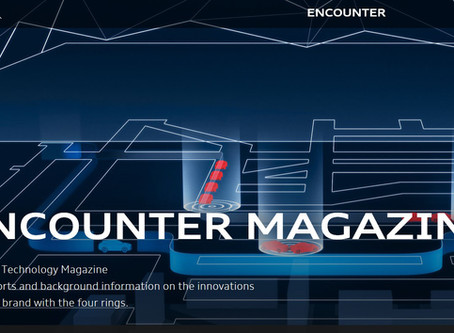 Encounter Technology - published by Audi AG