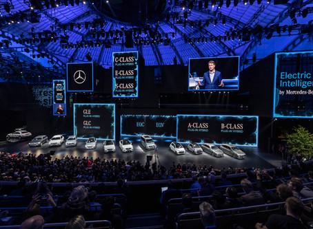 WPC at the 2019 Frankfurt International Motor Show