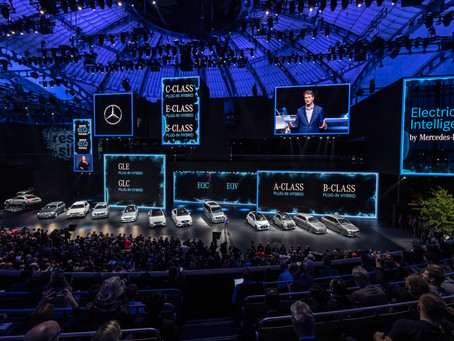 WPC at the 2019 Frankfurt International Motor Show