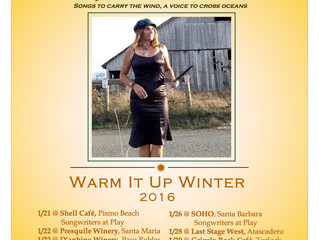 Warm It Up Winter Tour 2016