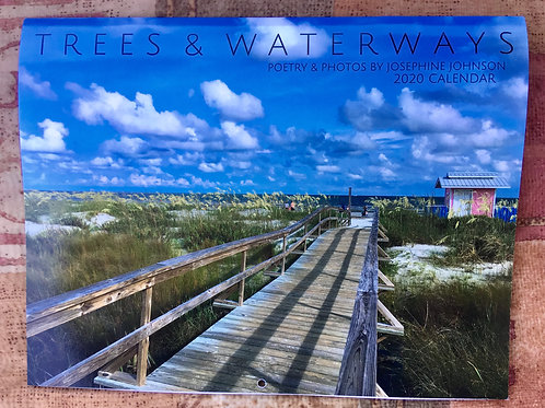 Trees & Waterways 2020 Calendar