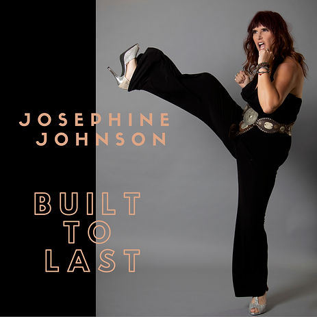 josephine johnson_Built_To_Last_single_a