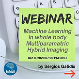 Machine Learning in whole body Multiparamatric Hybrid Imaging