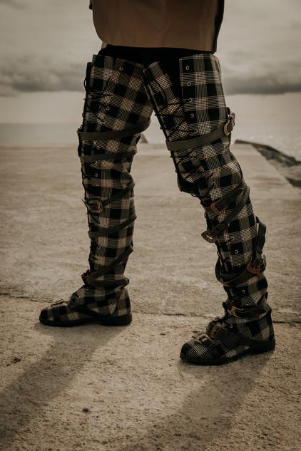 Charlotte Deckers Photography | Closeup Boots | Fashion Photographer | Barcelona