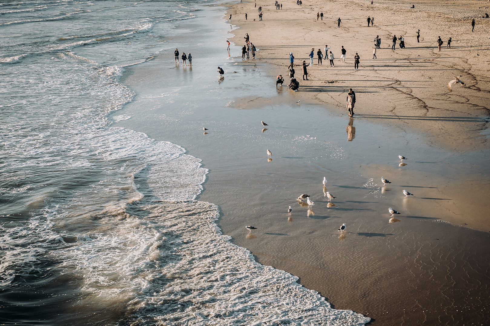 Charlotte Deckers Photography | Travel Photo Los Angeles | Santa Monica Beach
