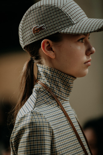Charlotte Deckers Photography | FashionWeek Paris AW20 Fashion Runaway Lacoste Model
