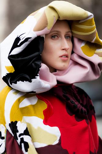 Charlotte Deckers Photography | FashionWeek Paris SS18 Fashion Streetstyle Anna Vrc