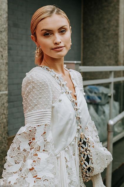 Charlotte Deckers Photography   FashionWeek NewYork SS19 Fashion Streetstyle Sarah Ellen
