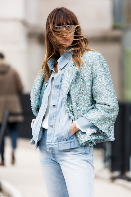 Charlotte Deckers Photography | FashionWeek Paris SS18 Fashion Streetstyle Caroline De Maigret