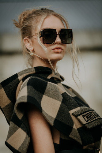 Charlotte Deckers Photography | FashionWeek Paris AW20 Fashion Streetstyle Dior Romie Strijd
