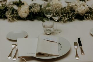 Charlotte Deckers Photography | Wedding Photographer | Dressed Wedding Table