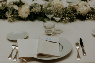 Charlotte Deckers Photography | Wedding Photographer | Dressed Wedding Table