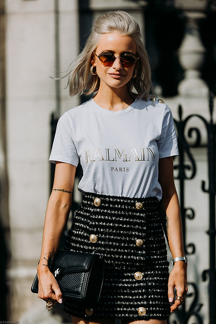 Charlotte Deckers Photography   FashionWeek Paris SS19 Fashion Streetstyle In the Frow