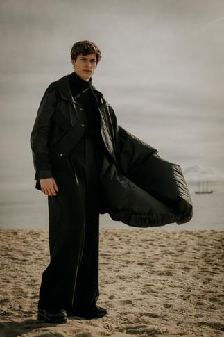 Charlotte Deckers Photography | Man Model | Fashion Photographer | Barcelona