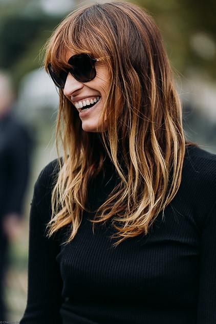 Charlotte Deckers Photography   FashionWeek Paris SS19 Fashion Streetstyle Caroline de Maigret