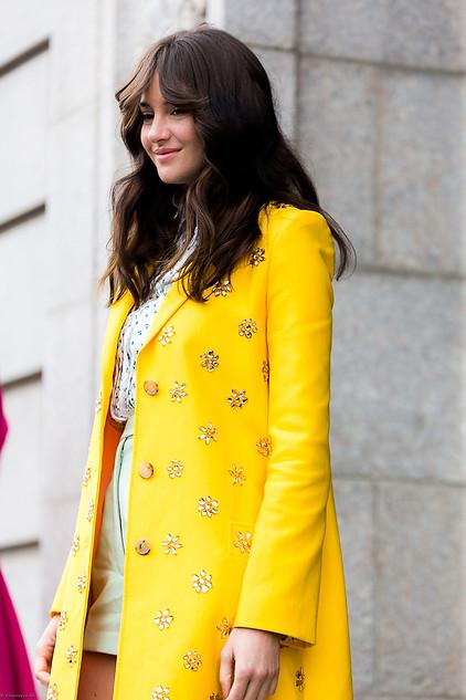 Charlotte Deckers Photography   FashionWeek NewYork AW19 Fashion Streetstyle Shailene Woodley