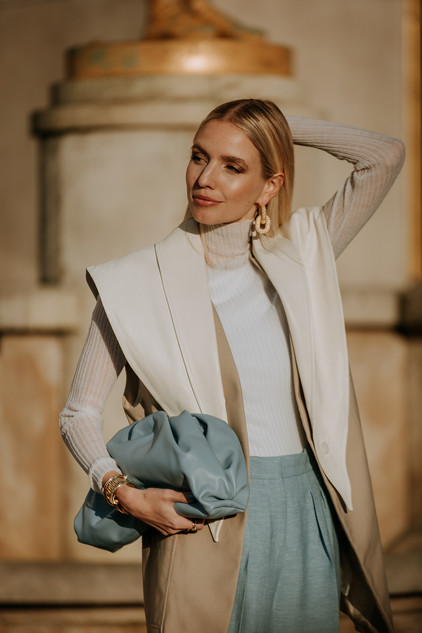 Charlotte Deckers Photography   FashionWeek Paris AW20 Fashion Streetstyle Leonie Hanne