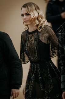Charlotte Deckers Photography | FashionWeek Paris AW20 Fashion Streetstyle Dior Cara Delevingne