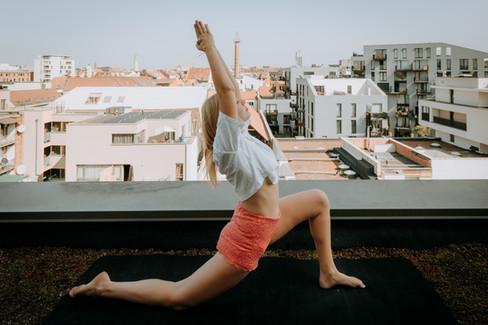 Charlotte Deckers Photography | Sports Photographer Barcelona Yoga