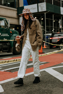 Charlotte Deckers Photography | FashionWeek NewYork SS19 Fashion Streetstyle Our Second Skin