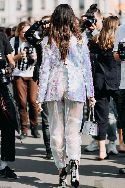 Charlotte Deckers Photography   FashionWeek Paris SS19 Fashion Streetstyle Balmain