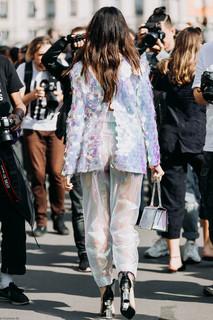 Charlotte Deckers Photography | FashionWeek Paris SS19 Fashion Streetstyle Balmain