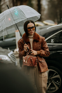 Charlotte Deckers Photography | FashionWeek Paris AW20 Fashion Streetstyle Yoyo Cao