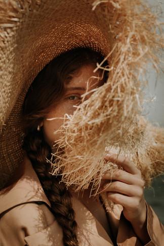Charlotte Deckers Photography | Fashion Photographer Barcelona | Editorial Photoshoot Model