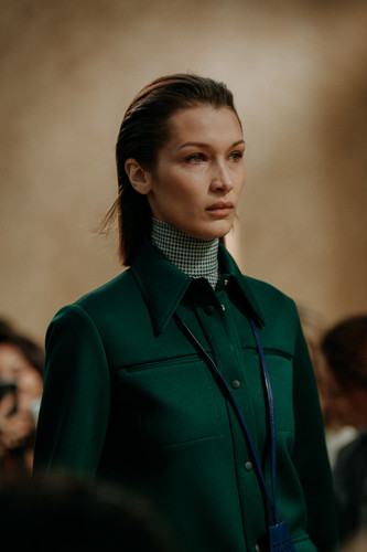 Charlotte Deckers Photography | FashionWeek Paris AW20 Fashion Runaway Lacoste Bella Haddid