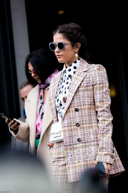 Charlotte Deckers Photography   FashionWeek NewYork AW19 Fashion Streetstyle Blankitinerary