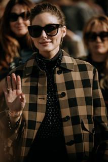 Charlotte Deckers Photography | FashionWeek Paris AW20 Fashion Streetstyle Dior Olivia Palermo