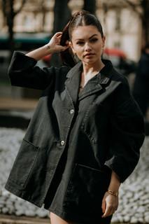 Charlotte Deckers Photography | FashionWeek Paris AW20 Fashion Streetstyle Miumiu Thylane Blondeau