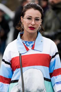 Charlotte Deckers Photography | FashionWeek Paris SS18 Fashion Streetstyle Euerika Santos