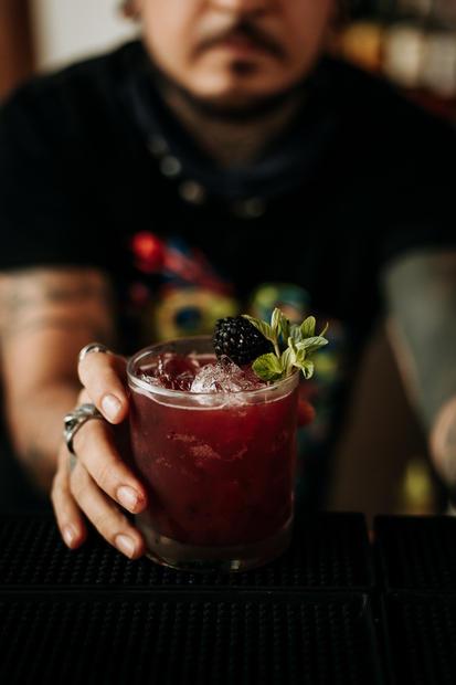Charlotte Deckers Photography | Bar Photographer | Restaurant Photo