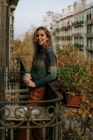Charlotte Deckers Photography | Brand Photographer Barcelona Portrait